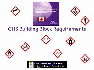 ghs building block requirements With ghs regulations