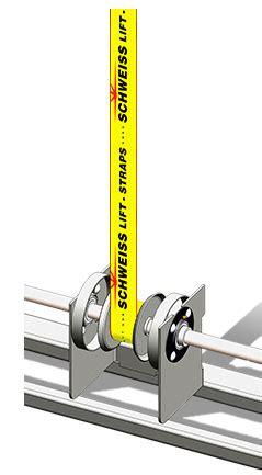 32279 garage door lift cable strong bifold doors lift straps schweiss aircraft hangar doors