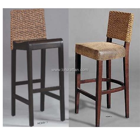 rattan bar stools wicker bar stools counter height stools