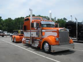 Custom Kenworth Show Trucks