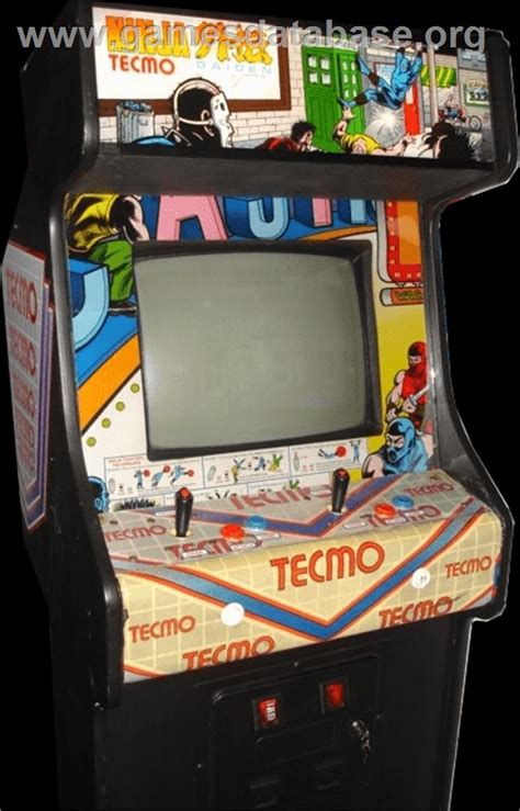 Ninja Gaiden Arcade Games Database