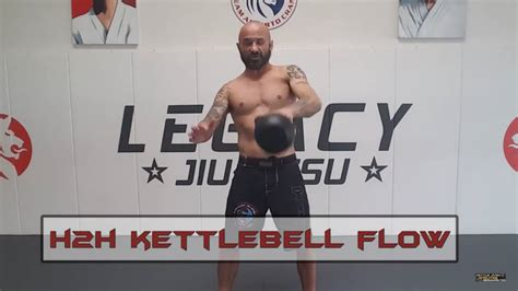 kettlebell flow intermediate h2h combat training
