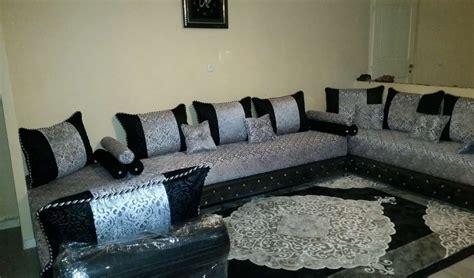ou trouver canapé pas cher salon marocain artisanal à vendre décor salon marocain