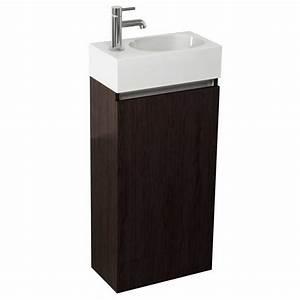 pura echo floor standing wenge vanity unit basin With wenge vanity units for bathroom