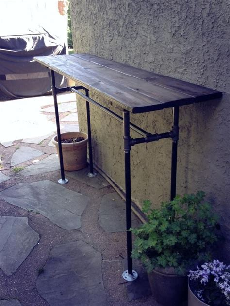 diy outdoor buffet table woodworking projects plans
