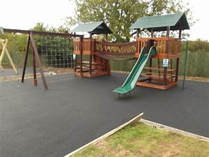 Recreational Playground Equipment - Soft Surfaces