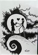 jack and sally by mishellecintra-d4vmqfu jpg  Jack And Sally Coloring Pages