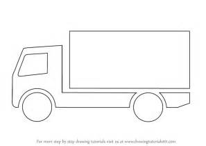 How to Draw Trucks Step by Step