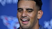 Titans news: Marcus Mariota gaining weight and feeling ...