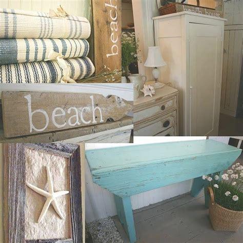 coastal shabby chic shabby chic meets beach decor coastal pinterest