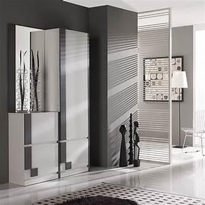 Vestiaire D Entrée : vestiaire d entree moderne nolan zd1 vest den ~ Teatrodelosmanantiales.com Idées de Décoration
