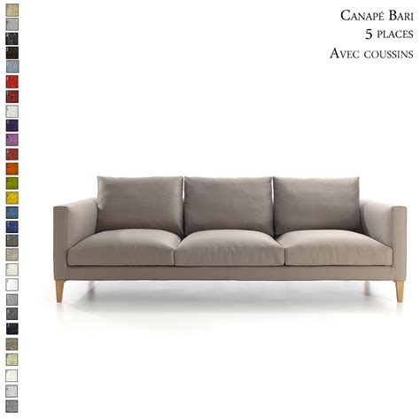 canapé assise coussin assise canape