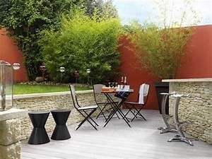 Terrasse Avec Muret : la terrasse le blog de 4murset1toitpournoustrois ~ Premium-room.com Idées de Décoration