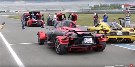 The Tramontana R Is Like A V12 Powered 900 Hp Can Am With