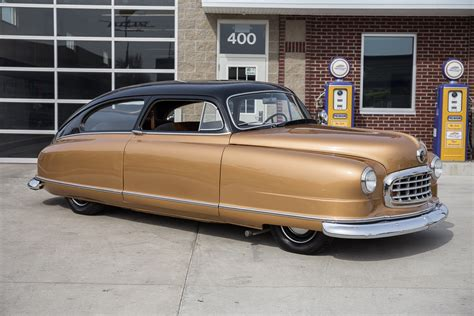 1950 Nash Statesman   Fast Lane Classic Cars
