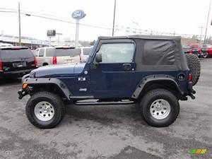 2005 Jeep Wrangler X 4x4 Custom Wheels Photo  58375254
