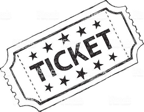 Ticket Clip Skizzeticket Stock Vektor Und Mehr Bilder 2015