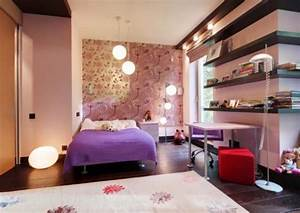 girls room paint ideas color girl room designs for small With beautiful bedroom designs for teen