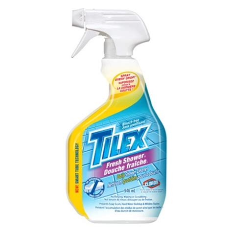 tilex bathroom cleaner with buy tilex fresh shower daily shower cleaner at well ca