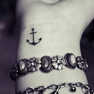 27+ Cute Anchor Tattoos