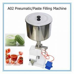 A02 Manual Cream Filling Machine