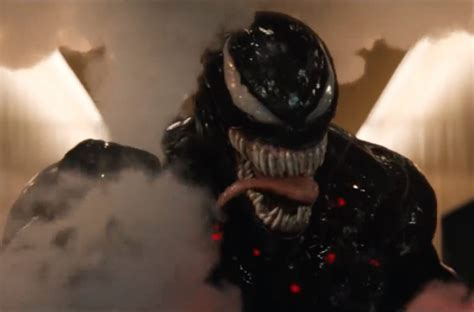 Latest Venom Clip Fully Unleashes Eddie Brock's Symbiote
