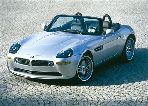 The rare BMW ALPINA Roadster V8 Limited Edition | Motor Memos