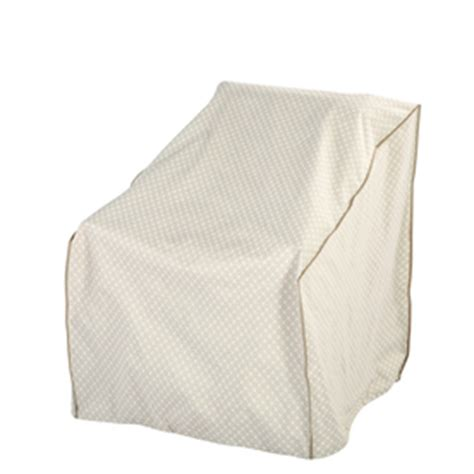 shop allen roth conversation chair cover at lowes
