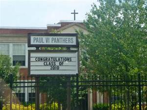 Paul VI Catholic High School Looks to Move Campus Out of ...