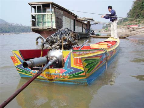 Speed Boat Laos by Our Speed Boat Luang Prabang Laos Travellerspoint