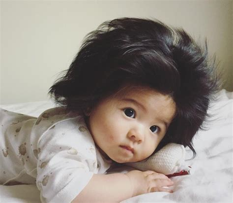 Baby Chanco Instagram Account For Baby's Hair Popsugar