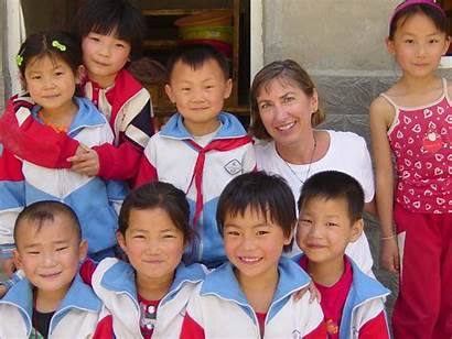 China Professor Education Change Children Reform Helps