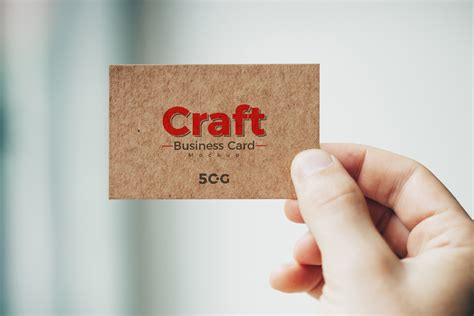 Free Man Holding Craft Business Card Mockup Psd 2018 Double Sided Business Card Template Psd Visiting Ka Design Rounded Corner Mockup Free Graphics Holder Glasgow Colorful Inspiration For Door Vector Shutterstock Square Download