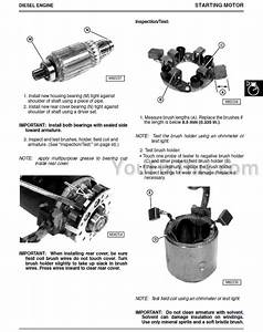 John Deere 4600 Series Tractor Wiring Diagram