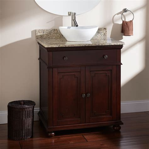 vessel sink vanity single sink tiny bathroom