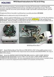 Hologic Pcb01673 Rfid Board  Pcb