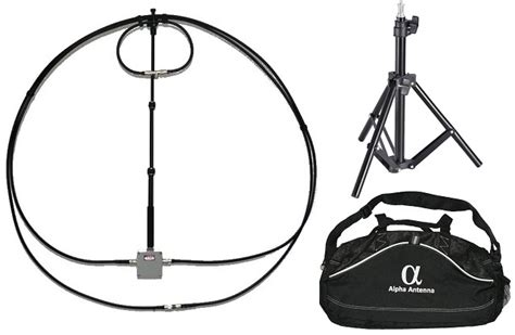 Alpha Antenna, Civilianized And Militarized Hf Antenna
