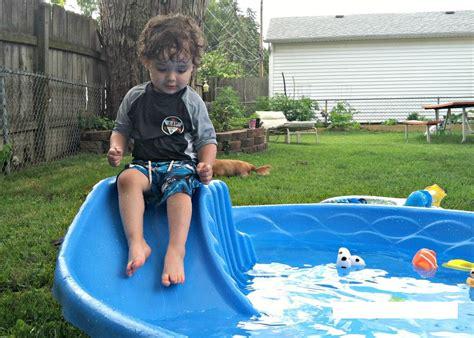Best Kids Plastic Swimming Pool With Slide