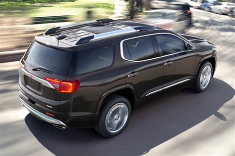 2020 Gmc Acadia Changes by 2020 Gmc Acadia Denali Interior Colors Changes Specs