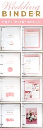 free printable wedding planner free printables wedding planning binder botanical paperworks