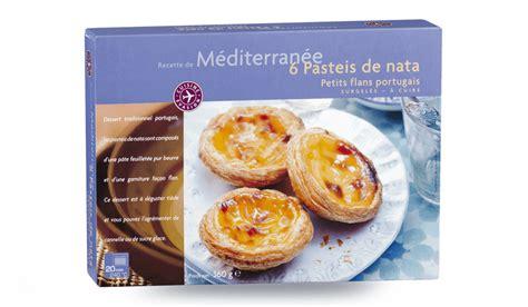 produit cuisine 6 pasteis de nata surgelés cuisine évasion picard