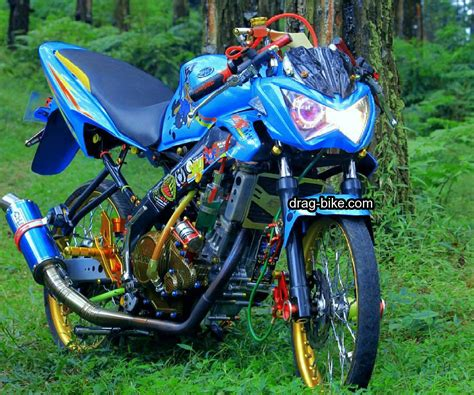 Foto Gambar Drag by Kumpulan Modif Drag Vixion Lightning Terbaru Dan