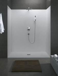 Fliesen Grau Bad : kleines bad einrichten dusche offene duschkabine fliesen grau regendusche bad pinterest ~ Sanjose-hotels-ca.com Haus und Dekorationen
