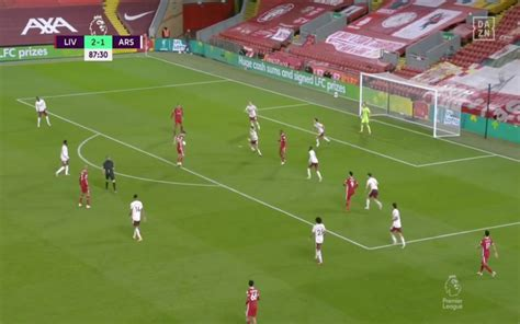 Video: Jota scores first Liverpool goal with volley vs Arsenal