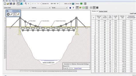 west point bridge designer west point bridge designer engineering software bridge