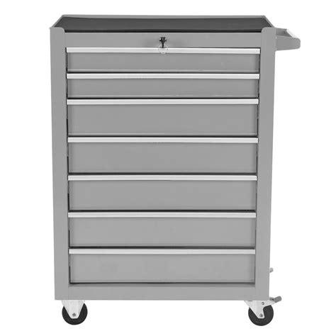 7 drawer rolling tool cabinet bentley diy tool box 7 drawer rolling cabinet 4 colours