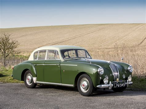 1956 Lagonda 3-Litre 4-door Sports Saloon Tickford luxury ...