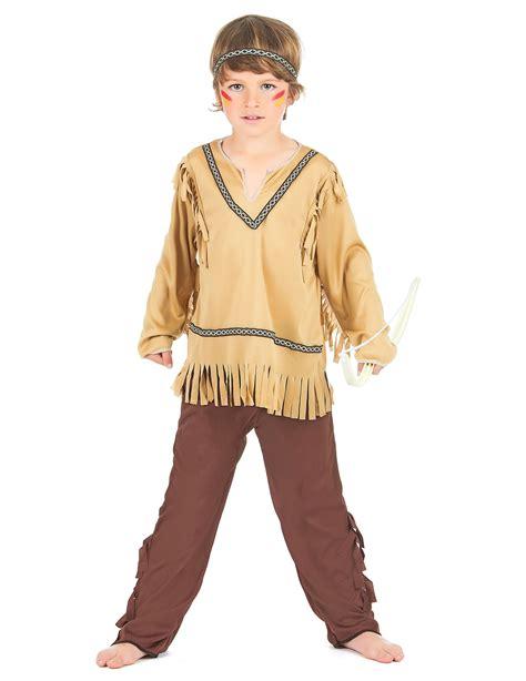 Disfraz indio niño clásico: Disfraces niños y disfraces