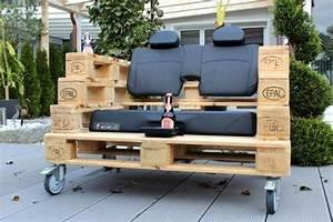 Bauanleitung Lounge Sofa : anleitung balkon sofa bauen bauanleitung fr ein cooles ~ Michelbontemps.com Haus und Dekorationen