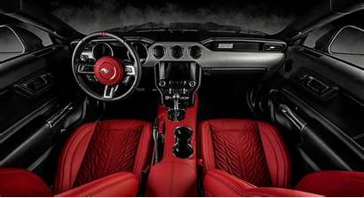 Mustang Carlex Interior Latest Carscoops Surprisingly Tame